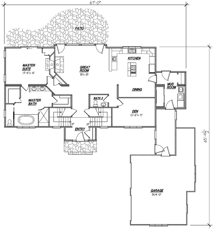 3200 sq ft ranch house plans home design and style